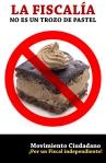 Fiscalía pastel