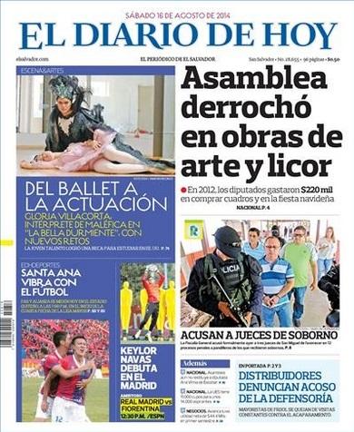Diario Hoy 16agosto