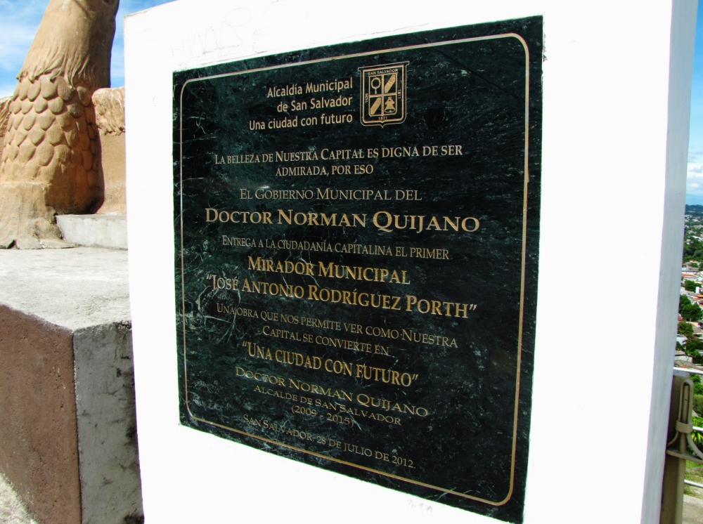 Mirador José Antonio Rodríguez Porth