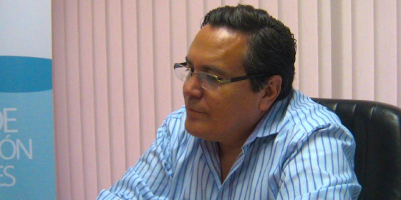 Francisco Laínez, canciller de la República en la gestión Saca