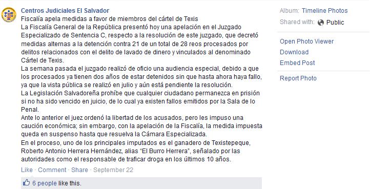 Cartel Texis