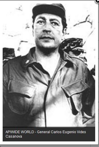 Carlos Eugenio Vides Casanova