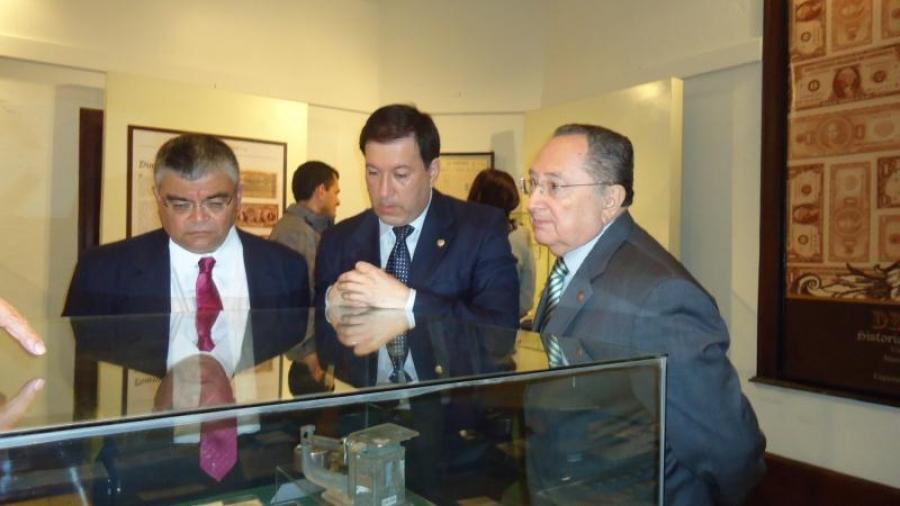 Ramon Rivas Carlos Acevedo y Reynaldo Lopez Nuila