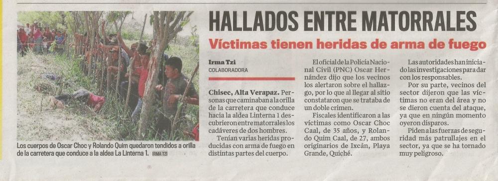 Diario coban 3