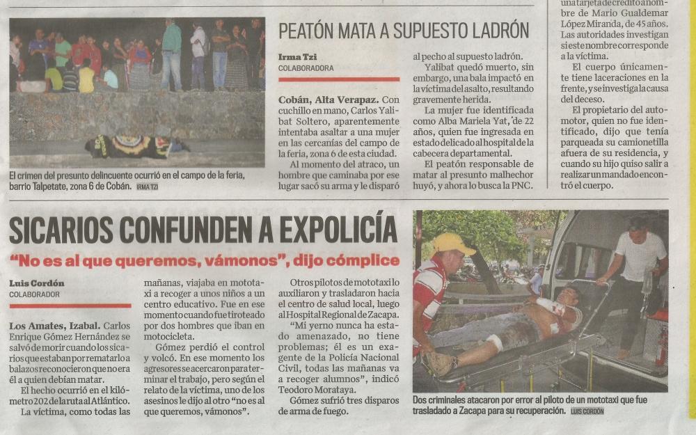 Diario coban 5